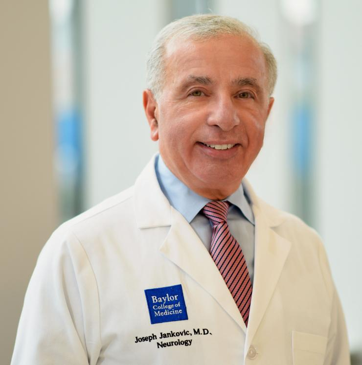 Joseph Jankovic, M.D., Professor of Neurology, Distinguished Chair in Movement Disorders, Director of Parkinson's Disease Center and Movement Disorders Clinic