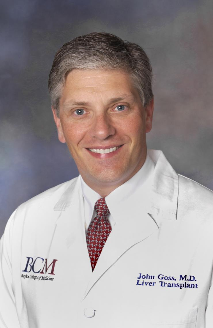 John A. Goss, M.D.