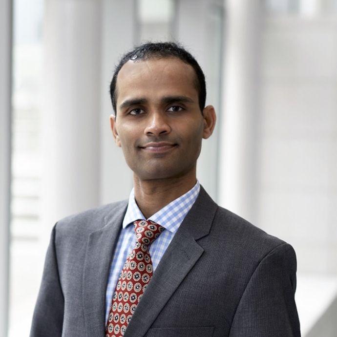 MeghaShyam Kavuri, Ph.D.
