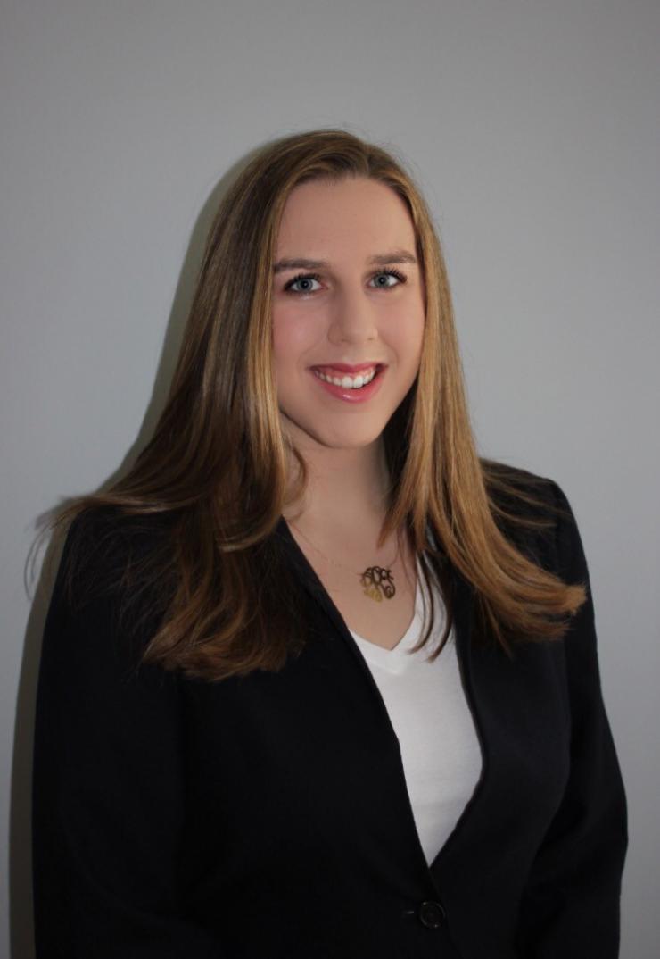 2017 DeBakey Summer Student, Lauren Reppert