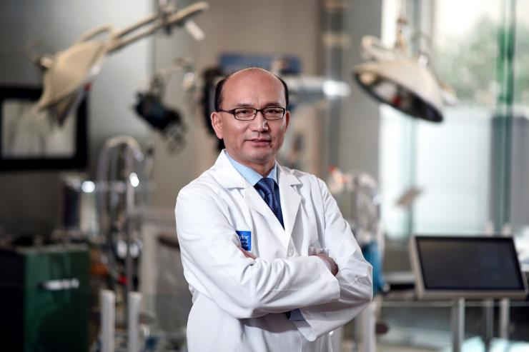 Dr. Kenneth Liao