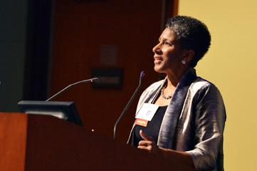 Dr. Alicia Monroe, Provost and Senior Vice President of Academic and Faculty Affairs