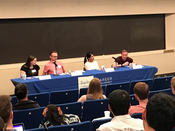Career Seminar Series: Research Careers in Industry (May 24, 2018)