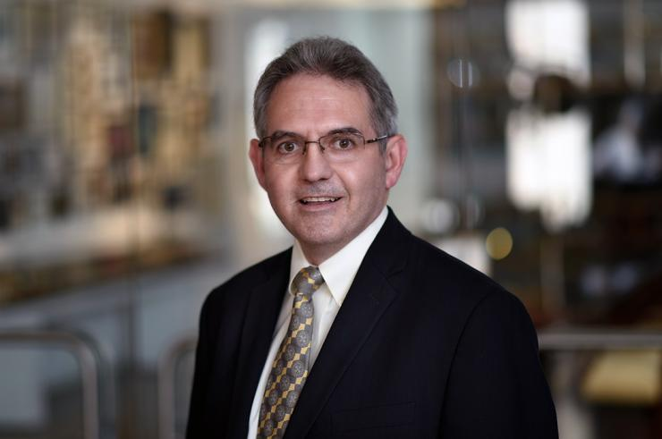 Rolando E. Rumbaut, M.D., Ph.D., Director, Center for Translational Research on Inflammatory Diseases