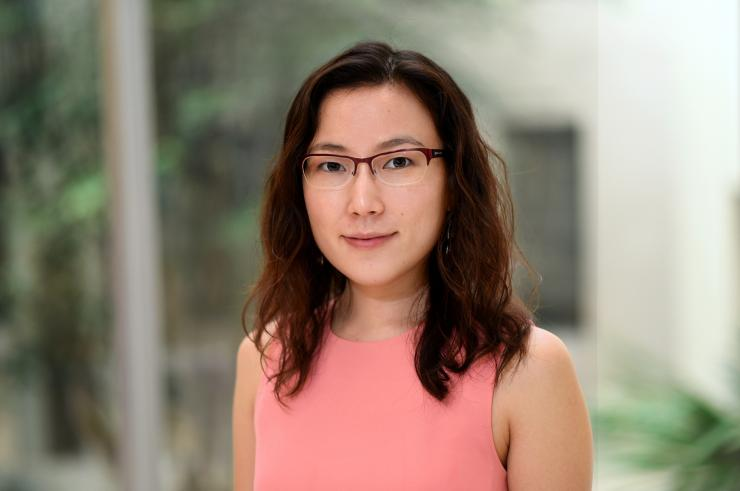 Crystal S Shin, Ph.D.