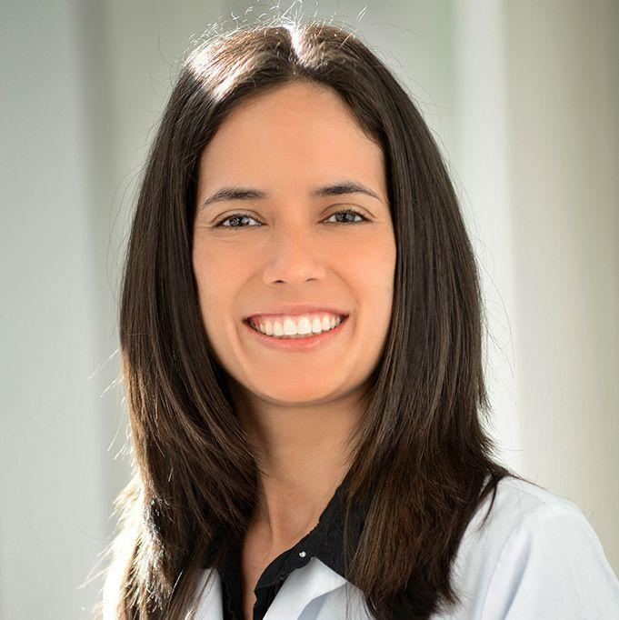 Tamara Ortiz Perez, M.D., Director of Wellness
