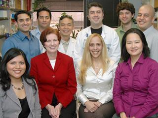 Members of the Teresa Davis Lab.
