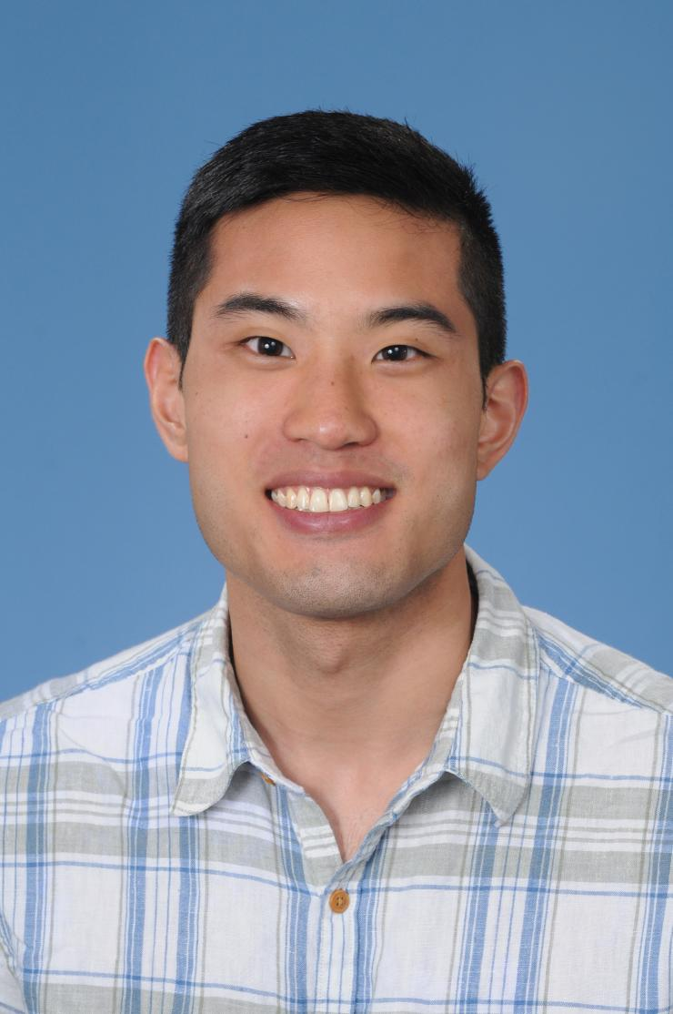 Eric Wang, McNair MD/PHD Student Scholar