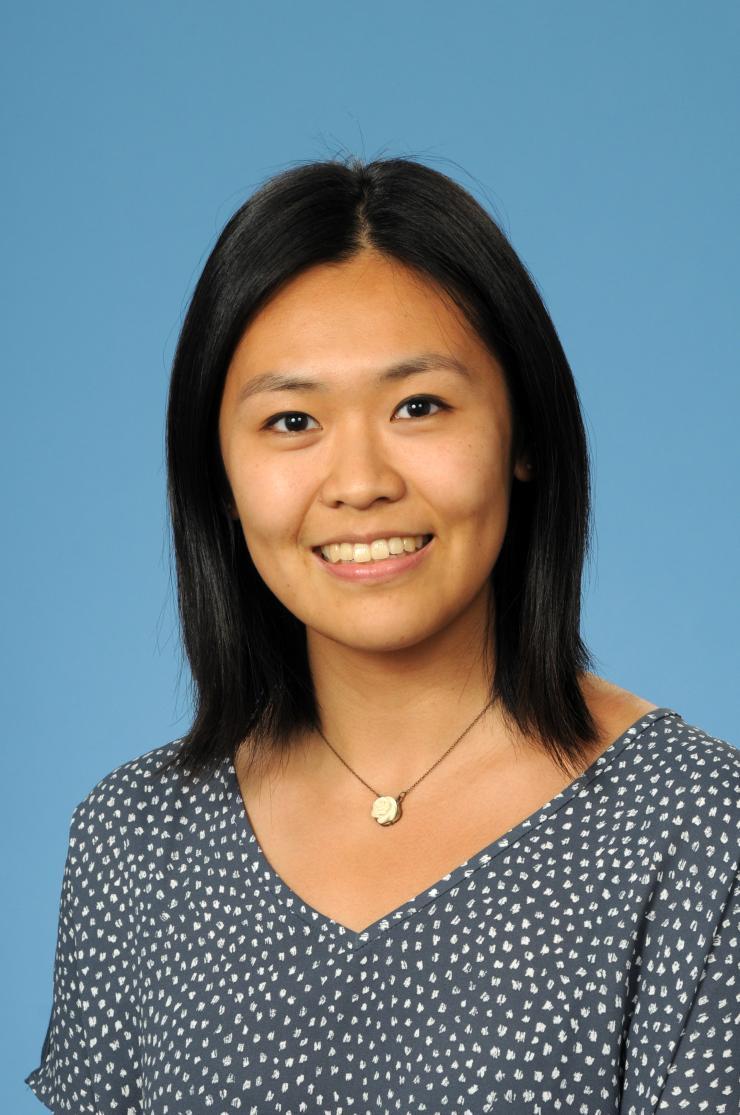 Linda Zhang, McNair MD/PHD Student Scholar
