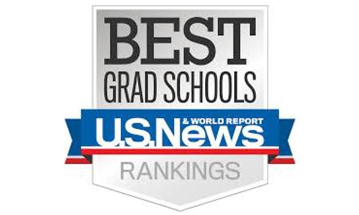 U.S. News & World Report - Best Grad Schools Rankings