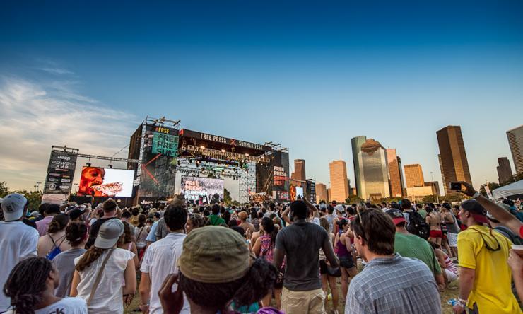 Free Concert in Houston