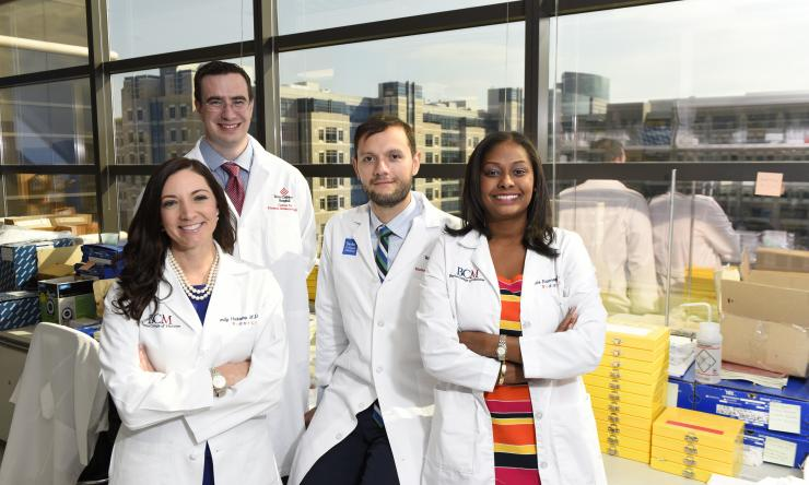Pediatrician-Scientist Program Residents Inaugural Class 2018