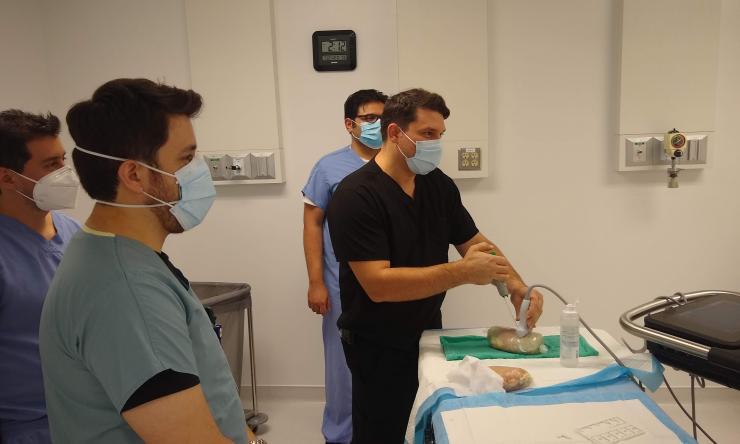 Nephrology Fellows in Training