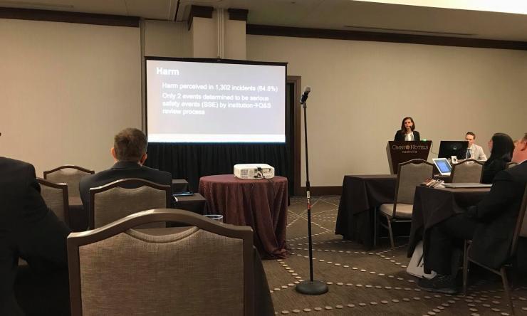 Dr. Elizabeth Snyder Abstract Presentation
