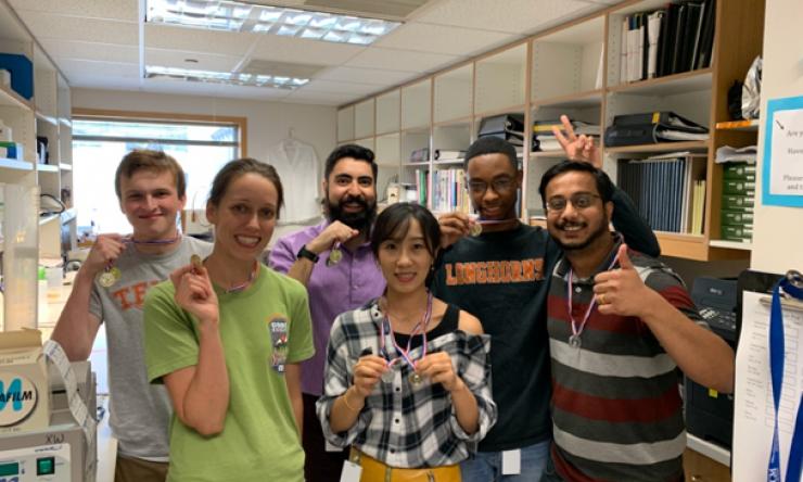 Wehrens Lab Fun
