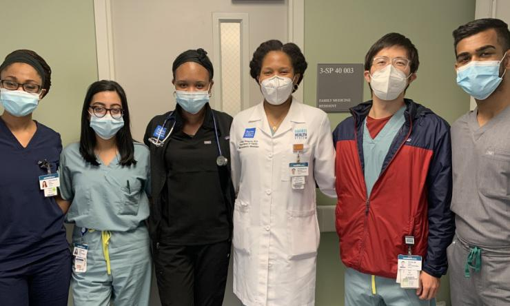Family and Community Medicine residents