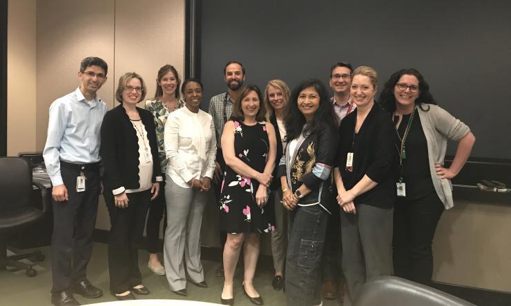 Pediatrics Endocrine/Diabetes Research Team