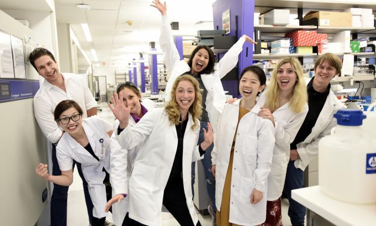 Samuel Lab Team