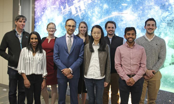 Cognitive Neurophysiology Lab Team