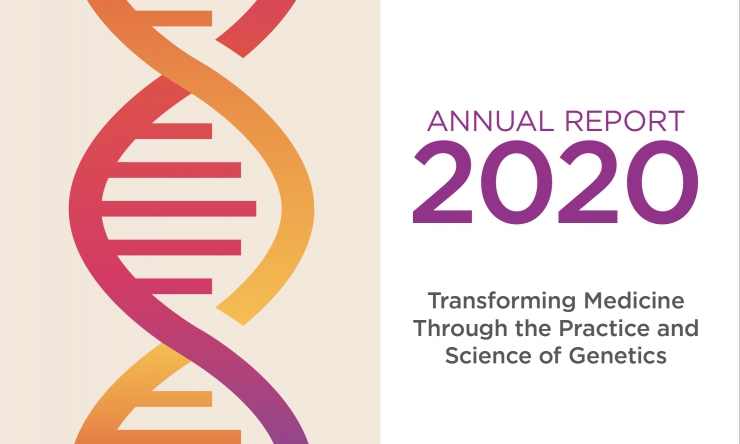 Molecular and Human Genetics 2020 annual report