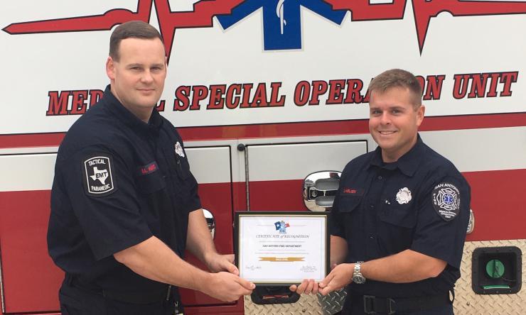EMS Recognition Program
