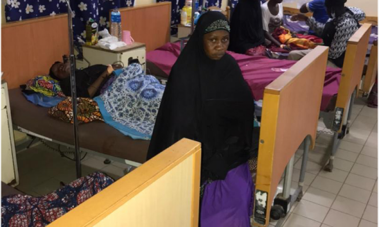 Transforming maternal health in The Gambia