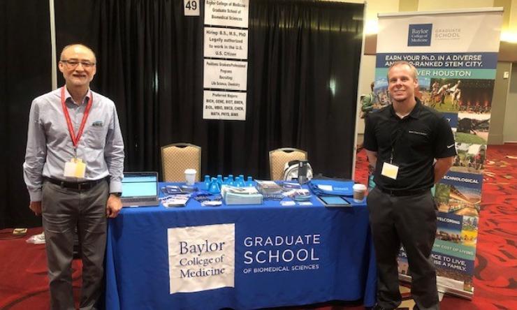 Graduate School of Biomedical Sciences Recruiting Photo