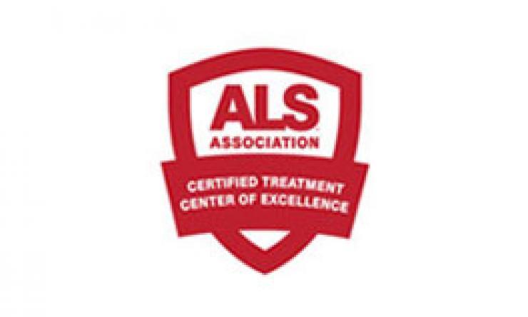 ALS Association Certified Treatment Center of Excellence
