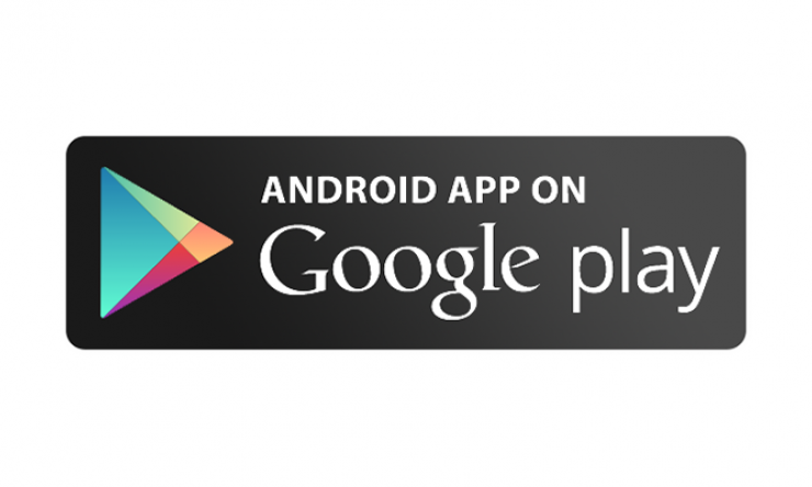 Google Play application store.