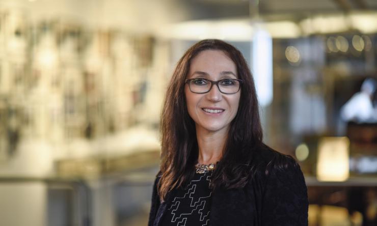 Dr. María Elena Bottazzi, professor of pediatrics and associate dean of the National School of Tropical Medicine at Baylor College of Medicine.