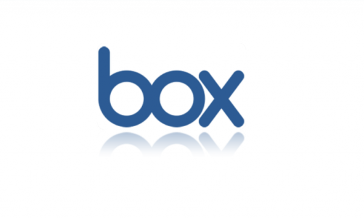 Logo of box for sign in