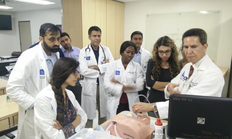 sim lab workshop