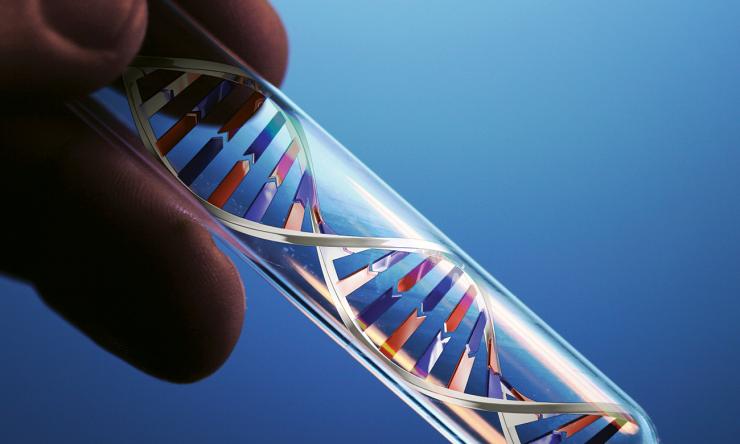 DNA testube