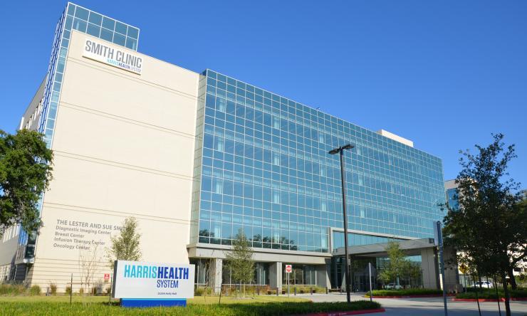 Harris Health System Smith Clinic.