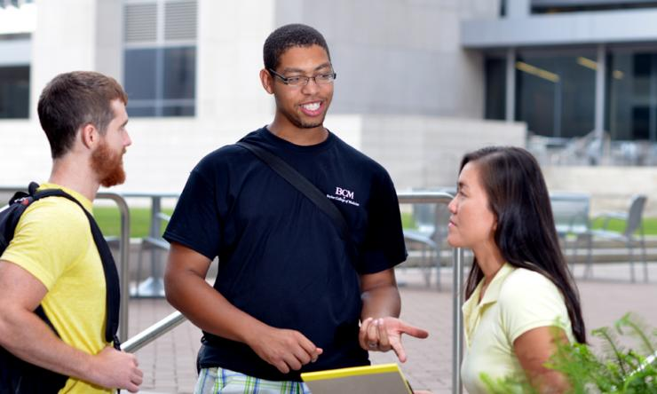 2013 Baylor College of Medicine graduate students