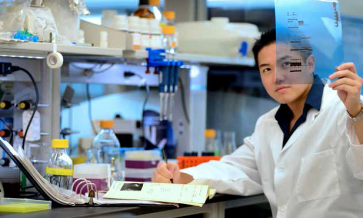 Explore the Advanced Technology Core Laboratories.