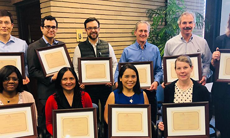Faculty Senate Leadership Group 2018