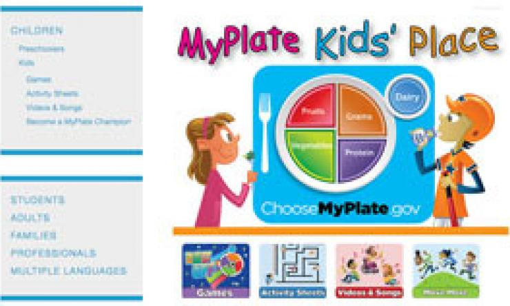 games myplate 2