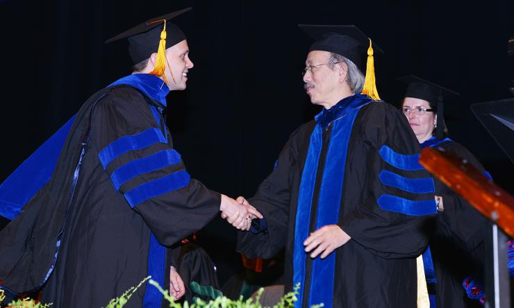 Baylor Graduation 2016 - Graduate School