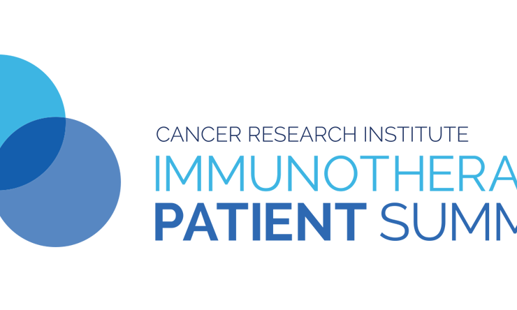 Immunotherapy Patient Summit, organized by the Cancer Research Institute