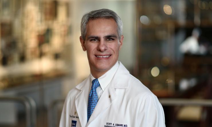 Scott A. LeMaire, M.D.