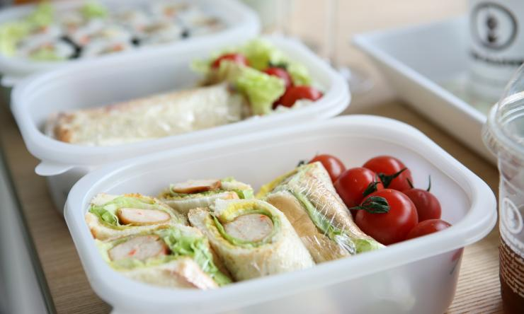 Nutritious back-to-school meals
