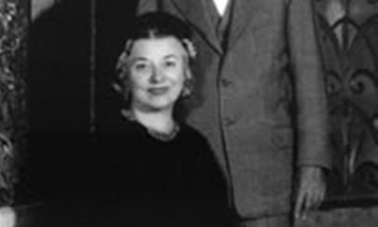 Verna and Marrs McLean