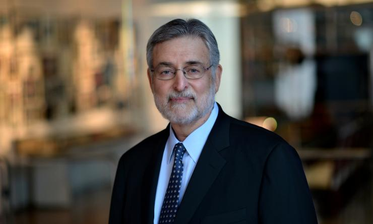 Eli M. Mizrahi, M.D. Chair, Department of Neurology Professor of Neurology and Pediatrics