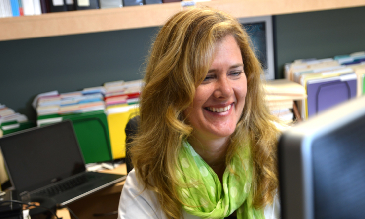 Dr. Kjersti Aagaard, associate professor of obstetrics and gynecology in the section of maternal fetal medicine at Baylor and the Texas Children's Pavilion for Women
