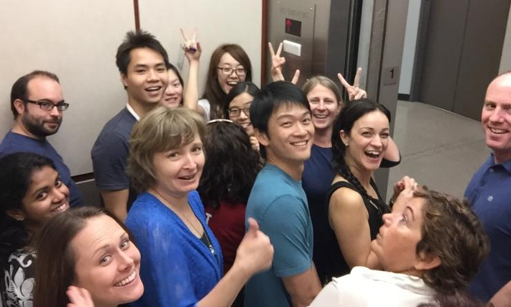 Jeffery Rosen Lab Members