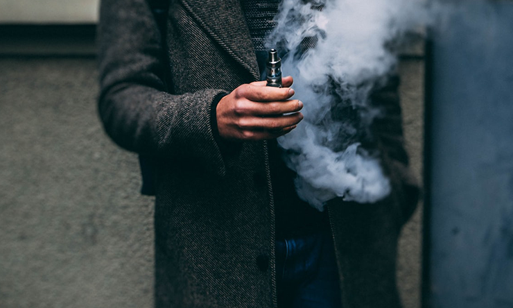 Grant funds action against youth e-cigarette usage