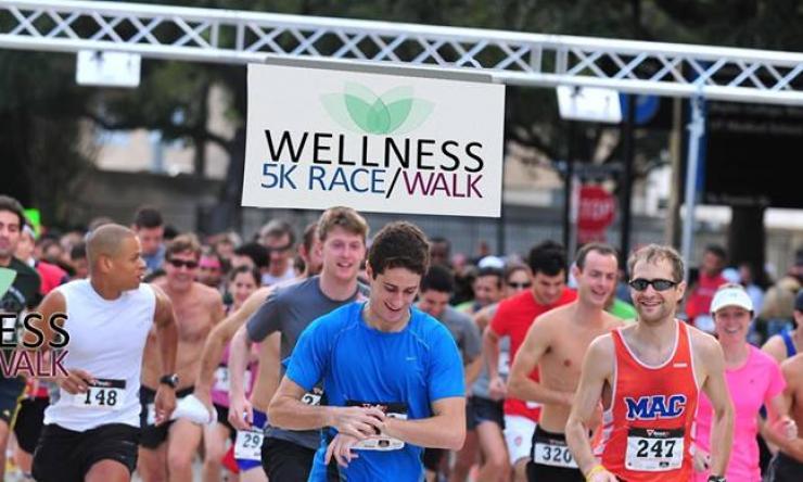 Wellness 5K Race/Walk