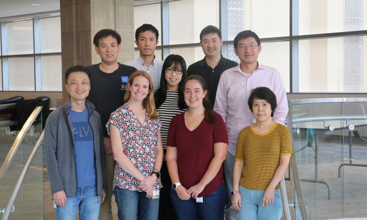 Xue lab members